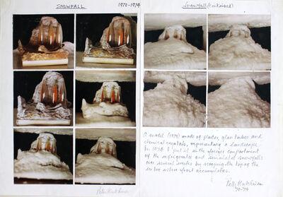Peter Arthur Hutchinson, 'Snowfall', 1970-1974