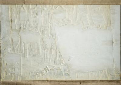 """Fabio Mauri, 'Senzarte - """"La chambre de Van Gogh""""', 1990"""