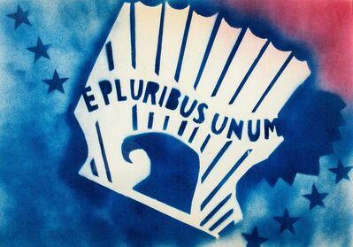 Franco Angeli, 'E pluribus unum'