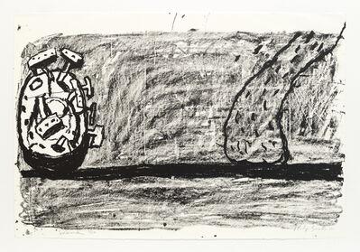 Philip Guston, 'Scene', 1981