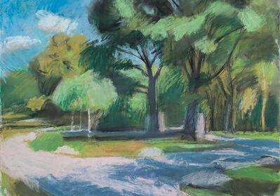 Tony Serio, 'Park Trees', 2019