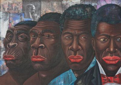 Zemba Luzamba, 'A Blacknisation', 2019