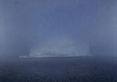 Gerhard Richter, 'Eisberg im Nebel', 1982