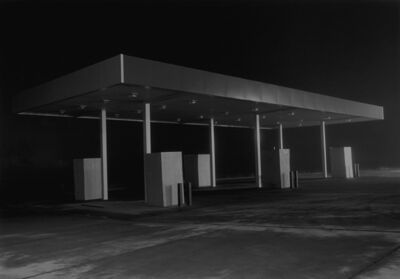 Mark Steinmetz, 'Barrow County, GA (Gas Station at Night)', 2005