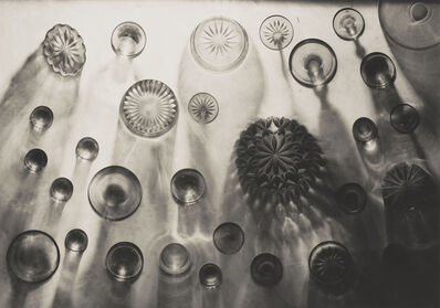 Cornelia Parker, 'Glasses and Their Shadows', 2019