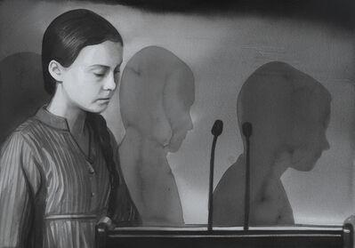 Radenko Milak, 'Greta Thunberg (from the series Female Heroes)', 2020