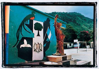 Rubén Ortiz-Torres, 'Guatemalan Liberty (Liberated Guatemalteca) Panajachel, Guatemala', 1995
