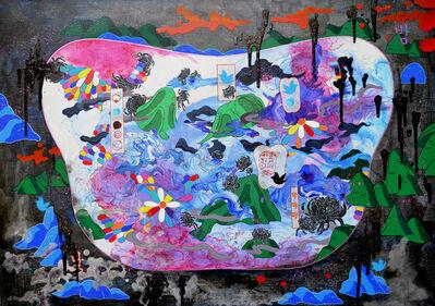 Jiha Moon, 'Day for night', 2012