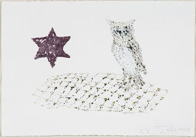 Kiki Smith, 'Owl', 2007