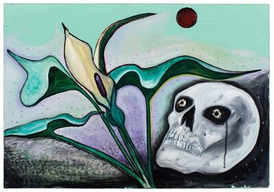 David Harrison, 'Flowers of Evil, Parson in the Pulpit', 2014