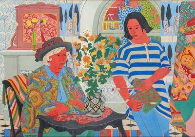 Norman Gilbert, 'Attic Studio', 1991