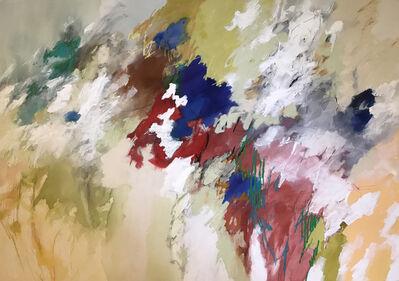 Cynthia Knapp, 'Scudding My Thougths', 2019