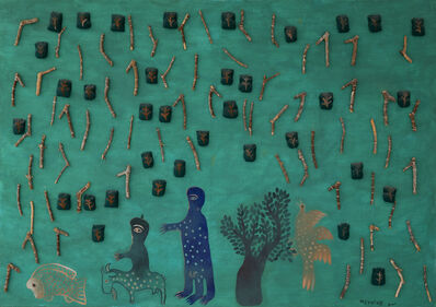Manuel Mendive, 'Untitled', 2000