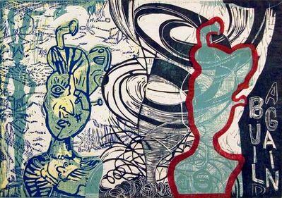 Ke Francis, 'Ghost Rabbit, Tornado Head, and Aura (1/15)', ca. 2000's
