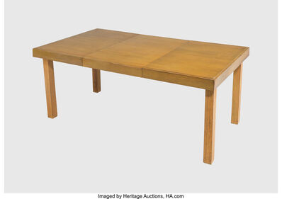 George Nelson, 'Expanding Dining Table, model 4654-1', circa 1948