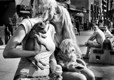 Dotan Saguy, 'Venice Kiss', 2015