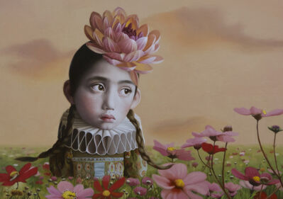 Olga Esther, 'The Spring Princess', 2019