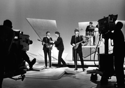 Harry Benson, 'The Beatles on the Ed Sullivan Show, New York', 1964