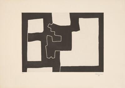 Eduardo Chillida, 'Inguru IV', 1968