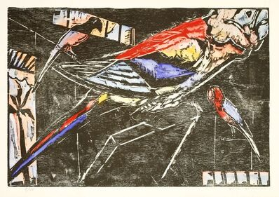 Michael Rothenstein, 'PARROTS'