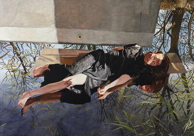 Martin Schnur, 'Placing Shadows, Deep', 2019