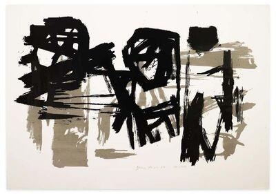 Unknown, 'Graffiti', 1964