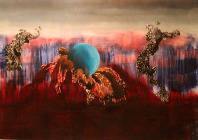 NENGI OMUKU, 'The Phantasmic Middle Creature', 2014