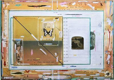 Robert Petersen, 'June 1984 Color Study #1', 1989