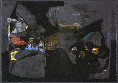 Alberto Burri, 'COMPOSITION', 1950