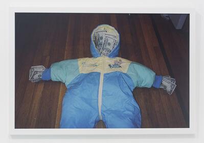 Andrew Jeffrey Wright, 'Baby hooded onesie', 2004