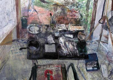 David M. Gibson, 'Cragmont studio', 2007