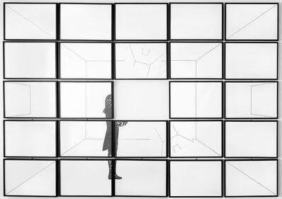 Giulio Paolini, 'Passe-partout  ', 1988