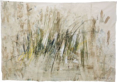 Wang Gongyi, 'Leaves of Grass No.9 ', 2019