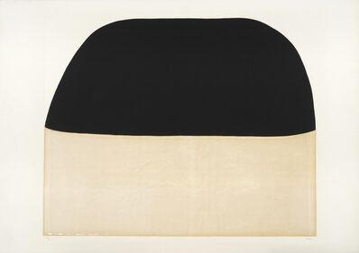 Alberto Burri, 'Bianchi e Neri I - E', 1967-68