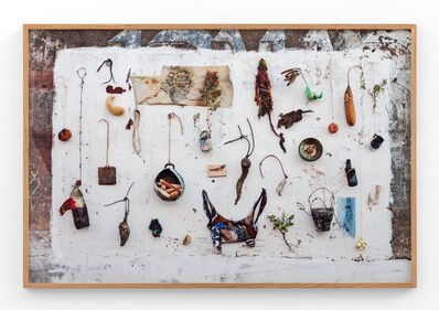 Rodrigo Braga, 'Conto de chão (Cariri)', 2017