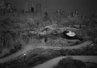 Michael Massaia, 'Deep In A Dream - Central Park - North West View', 2014