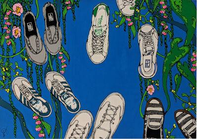 Icco Yoshimura, 'Sneaker's I ', 2016