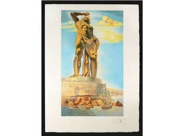 Salvador Dalí, 'Colossus of Rhodes', Unknown