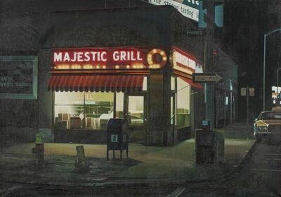 Robert Gniewek, 'Majestic Grill # 2', 1980