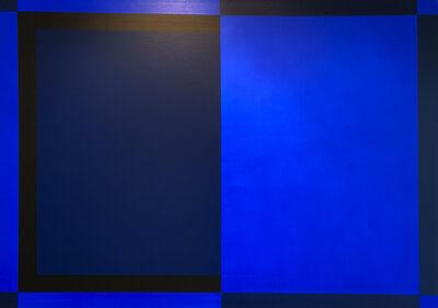 Roland Helmer, 'Am Rand, schwarz und weiß', 2020