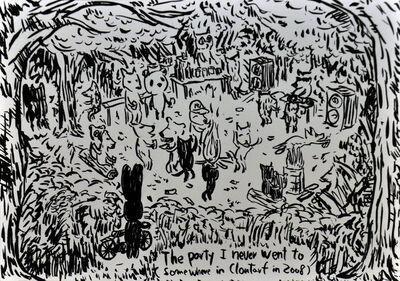 Atsushi Kaga, 'The party I never went to..', 2012
