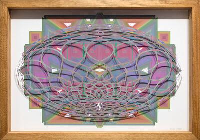 Hunter Stabler, 'Undulating Faberge Ovum 1', 2015