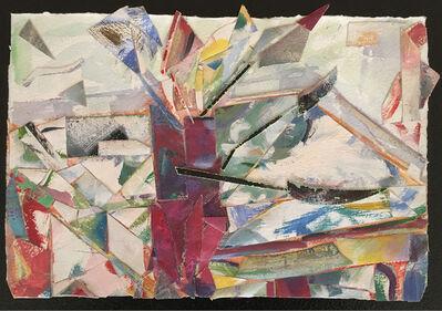 Suzi Evalenko, 'Knives on a Mirrored Table', 2013