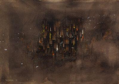 Leonardo Nierman, 'Cityscape', 1959