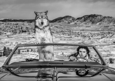 David Yarrow, 'The Richest Hill in the World, Montana USA', 2020