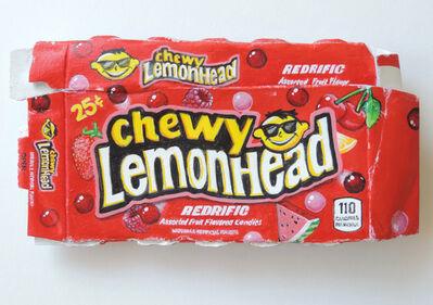 Tom Pfannerstill, 'Chewy Lemonhead', 2019