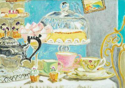 Susanne Kamps, 'High Tea', 2017