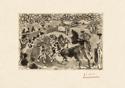 Pablo Picasso, 'The Picador II', 1957