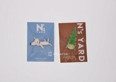 Yoshitomo Nara, 'Premier Pin (N'sYARD Exclusive)', 2010-2020