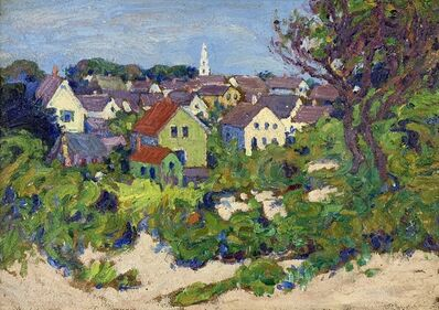 Houghton Cranford Smith, 'View of Provincetown', 1909-1915